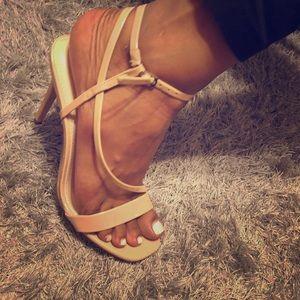 Stylish Nude Heel